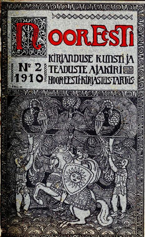 Ajakiri Noor-Eesti, nr 2