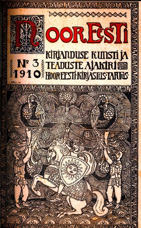 Ajakiri Noor-Eesti, nr 3